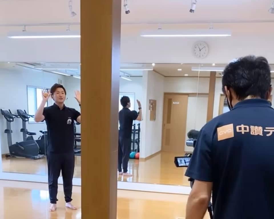 中讃テレビ エクササイズ番組